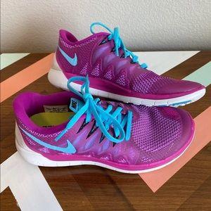 Nike after Run